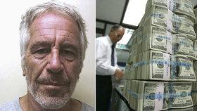 Kdo zdědí Epsteinovy miliardy? Správu impéria svěřil kamarádům