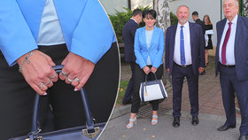 Černovláska se šesti prsteny: Komunista Kováčik ukázal svou policistku