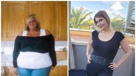 Za rok a půl 80 kilo dole! Nechtěla jsem skončit jako moji pacienti, říká zdravotní sestra
