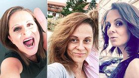 Moderátorka Něrgešová bez make-upu: Jak se vám líbí? Fanoušci mají jasno