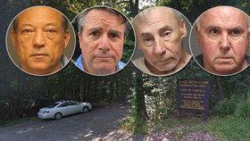 Grupáč na stará kolena: Šest důchodců chytili při skupinových hrátkách v parku
