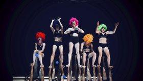Artistky ze souboru Portés de Femmes na Letní Letné: Bouraly stereotypy, sklidily úspěch