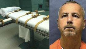 Na Floridě popravili sériového vraha: Během osmi měsíců zavraždil šest homosexuálů