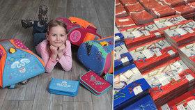 Co kupují rodiče školákům a za kolik? Svačinové boxy z bambusu i sledovací zařízení