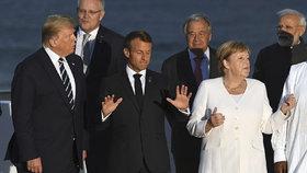 Merkelová se odmítla zúčastnit schůzky s Trumpem. Evropští lídři prezidentovi USA nevěří
