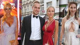 Pořádně žhavá Česká Miss: Hadašová ukázala obří prsa, Slováková rozkrok!