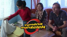 Nová Výměna manželek: Z toho, co Andrea našla pod prostěradlem, vám bude zle