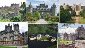 Tady bydlí anglická šlechta: Navštivte nejkrásnější hrady Velké Británie!