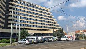 Další tragédie na Břevnově! Ve známém hotelu zemřel muž (†46), nad příčinou visí otazník