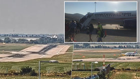 Let Smartwings s jedním motorem: Kontroloři ukázali prstem na viníka!