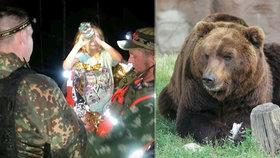 """Holčička (5) přežila čtyři dny mezi medvědy. """"Problémy by měl i dospělý,"""" smekl pátrač"""