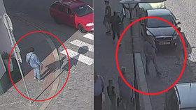 Hyena okradla v Kyjově seniorku (89): Neznámý lotr požádal ženu o sklenici vody a sebral jí peníze