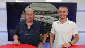 Vysílali jsme: Nefunkční motor. Hazardoval pilot letadla Smartwings?
