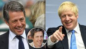 """""""Nezkurv*š budoucnost mých dětí."""" Slavný herec nadává Johnsonovi, ten ochromí parlament"""