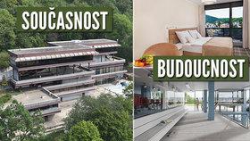 Karlovarský hotel Thermal bude (staro)nový: Čeká ho rekonstrukce za půl miliardy!