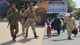 Tálibán zaútočil na celé město, obsadil i nemocnici. Atentátník zabil 10 lidí
