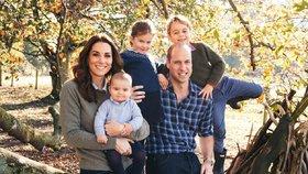 Vévodkyně Kate odtajnila první slova prince Louise (1): Neuhodnete, jaká byla!