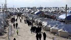 """V přeplněném uprchlickém táboře to vře. """"Časovaná bomba,"""" varuje generál"""