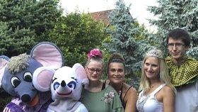 Velkolepá oslava 18. narozenin dcery Bočanové: Mahulena ji proplakala