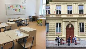 """Nová škola v Karlíně, kde děti známky nedostanou. Připravují se tu na """"boom obyvatel"""""""
