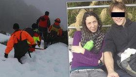 Češi na Novém Zélandu: Zmrzlý Ondřej (†27) měl v krvi koňskou dávku antidepresiv!