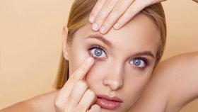 Používáte kontaktní čočky? Tohle jsou největší mýty o jejich nošení