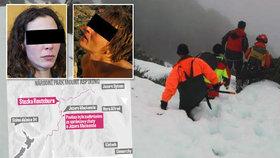 Poslední hodiny Ondry (†27) před umrznutím na Zélandu: Měnil hlas, svlékl se, kousal dřevo! Našli ho v divné pozici