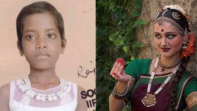 Češka se 20 let snažila o adopci z indického sirotčince: Podařilo se, ale teď potřebuje peníze