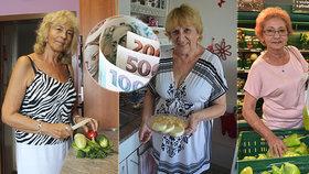 České seniorky ukázaly: Tohle si vaříme! Zachraňují nás slevy a houby z lesa