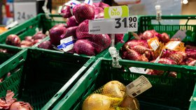 Špatná zpráva: Drahá zelenina jen tak nezlevní, tvrdí zemědělci.Masa je přebytek