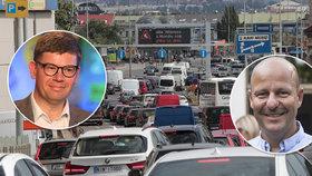 Další neshody ve vedení Prahy: Zpoplatnění vjezdu do centra rozděluje radu