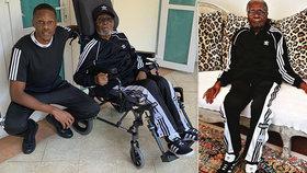 Zemřel bývalý diktátor Mugabe (†95). Dožíval na vozíku v teplákové soupravě