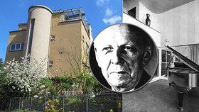 Majitelé chtějí přestavět část unikátní Fuchsovy vily: Brno je pro i proti