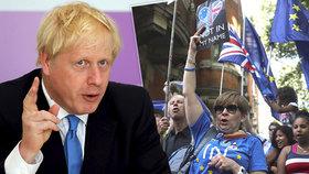 Johnson: Z Bruselu přivezu dohodu. Brexit bude!