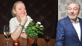 Dilema Gottové před nástupem na odvykačku: Táta Karel má zvláštní požadavek!