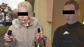 Taková krutost: Bulhar zkopal Marii (79) a serval jí náušnice z uší! Udělala si to sama, hájí se