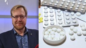 """""""Lékový záznam pacientům extrémně pomůže."""" Expert promluvil o novince v lékárnách"""