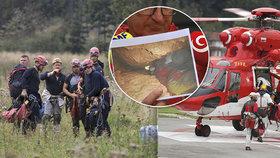 Zesnulí jeskyňáři nesli s sebou pod Tatry výbušninu: Podle záchranářů se neutopili, ale zemřeli podchlazením