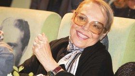 Dagmar Havlová přiznala lékařský zákrok: Museli mi zachránit chátrající zrak!
