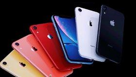 Luxusní nadílka z eráru: iPhony až za 35 tisíc si dopřála vysílací rada i domov pro postižené