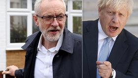 Bitva o brexit Johnsonovi neuškodila. Volby by vyhrál, ukázal průzkum