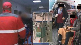 Hromadná otrava krve ve frýdlantské nemocnici: Nevíme, proč k ní došlo, uzavřeli kriminalisté
