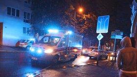 V Praze 2 srazilo auto chodce (†46): Policisté pátrají po svědcích smrtelné nehody