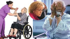 Válková chystá bič na tyrany seniorů. Zmínila nemocnou maminku i děravý systém