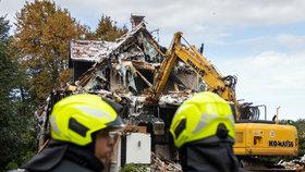 Pět zraněných po výbuchu rodinného domu: Explozi způsobily dvě nájemnice záměrně!