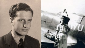 Český letec RAF Kurt Taussig (†96) odletěl do nebe. Byl jedním z Wintonových dětí