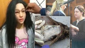 Vražedkyně Janáková (29) a sperma v propisce, převleky nebo mrtvé krysy: Záchyty dozorců jsou někdy kuriózní