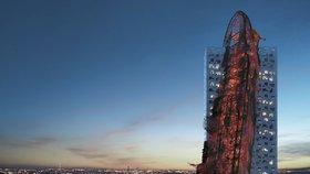 Nejvyšší budova Česka má vyrůst v Nových Butovicích. Rekordmana z Brna trumfne o 24 metrů, vyjde na 2 miliardy