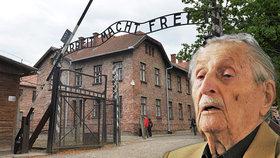 Zemřel nejstarší rakouský přeživší holokaustu (†106). Prošel čtyřmi koncentráky