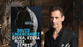 """""""Trilogie"""" Milénium končí: Závěrečný díl přivede Lisbeth do Prahy, Lagercrantze inspiroval Kafka"""